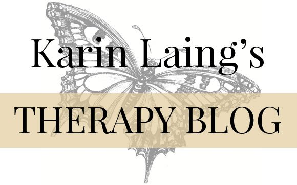 Karin Laing's therapy blog